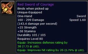 red-sword